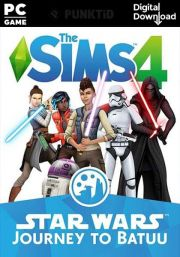 The Sims 4 - Journey to Batuu DLC (PC/MAC)