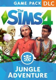 The Sims 4: Jungle Adventure DLC (PC/MAC)