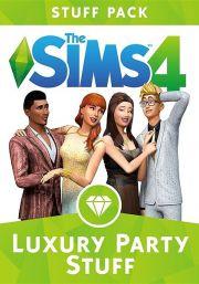 The Sims 4: Luxury Party Stuff DLC (PC/MAC)