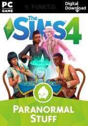 The Sims 4: Paranormal Stuff Pack DLC (PC/MAC)