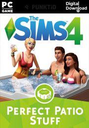 The Sims 4: Perfect Patio Stuff DLC (PC/MAC)