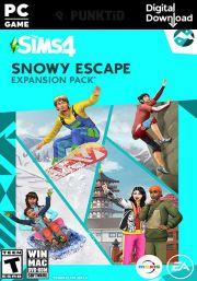 The Sims 4: Snowy Escape DLC (PC/MAC)