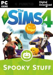 The Sims 4: Spooky Stuff DLC (PC/MAC)