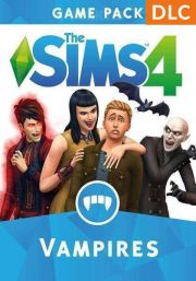 The Sims 4: Vampires DLC (PC/MAC)