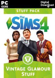 The Sims 4: Vintage Glamour Stuff DLC (PC/MAC)