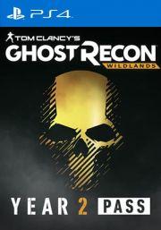 Tom Clancy's Ghost Recon Wildlands Year 2 Pass [PS4 EU]