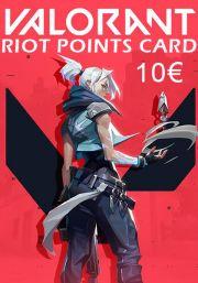 Valorant - Riot Points Card 10 EUR