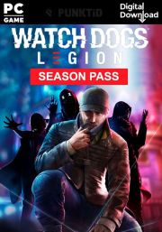 Watch Dogs Legion - Season Pass (PC)