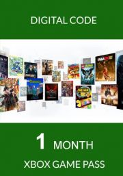Xbox Game Pass 1 Kuu Liikmeaeg (Xbox One)
