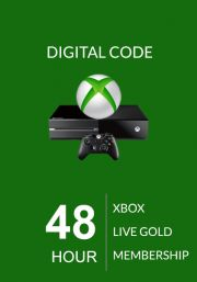 Xbox Live Gold 48 Tunnine Liikmeaeg (Global)