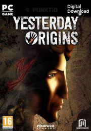 Yesterday Origins (PC/MAC)