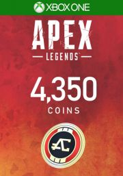 APEX Legends - 4350 Apex Coins - Xbox One