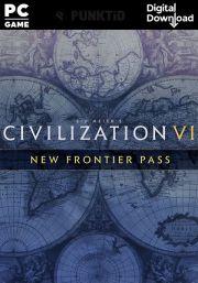 Civilization VI - New Frontier Pass DLC (PC)