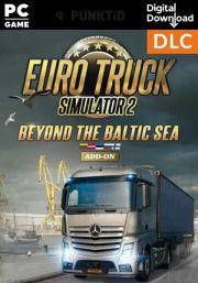 Euro Truck Simulator 2: Beyond The Baltic Sea DLC (PC)