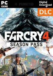Far Cry 4 Season Pass (PC)