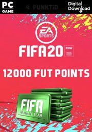FIFA 20 - 12000 FUT Points (PC)