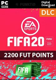 FIFA 20 (PC) 2200 FUT Points