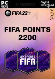 FIFA 22 - 2200 FUT Points (PC)