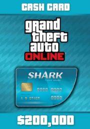 GTA V Online Cash Card: Tiger Shark 200,000$ [PC]