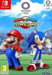 Mario & Sonic at the Olympic Games Toyko 2020 - Nintendo Switch