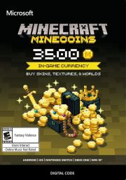Minecraft - Minecoins Pack 3500 Coins (PC)