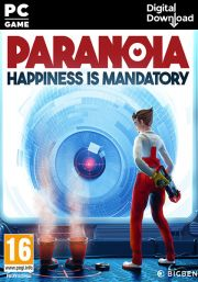 Paranoia - Happiness is Mandatory (PC)