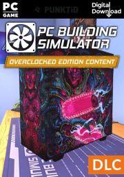 PC Building Simulator - Overclocked Edition Content DLC (PC)