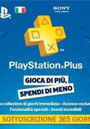 Itaalia PSN Plus 12-Kuu Liikmeaeg