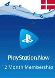 Taani PlayStation Now 12-Kuu Liikmeaeg
