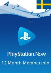 Rootsi PlayStation Now 12-Kuu Liikmeaeg