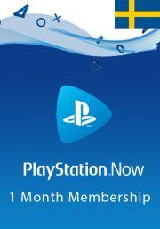 Rootsi PlayStation Now 1-Kuu Liikmeaeg