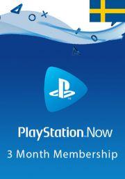 Rootsi PlayStation Now 3-Kuu Liikmeaeg