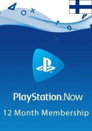 Soome PlayStation Now 12-Kuu Liikmeaeg