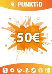 Punktid 50€ Kinkekaart