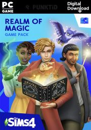 The Sims 4 - Realm of Magic DLC (PC/MAC)
