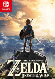 The Legend of Zelda - Breath of the Wild - Nintendo Switch