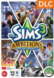 The Sims 3: Ambitions DLC (PC/MAC)