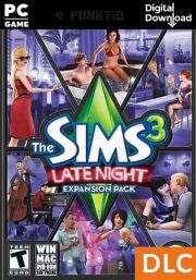 The Sims 3: Late Night DLC (PC/MAC)