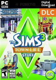 The Sims 3: Town Life Stuff DLC (PC/MAC)