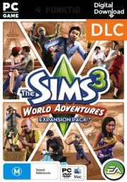 The Sims 3: World Adventures DLC (PC/MAC)
