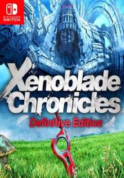 Xenoblade Chronicles - Definitive Edition - Nintendo Switch